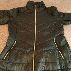Women's michael kors puffer jacket